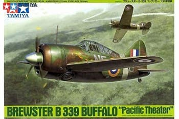 "1/48 Brewster B-339 Buffalo - ""Pacific Theater"""