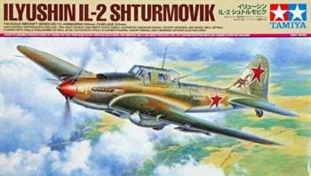 1/48 ИЛ-2 Советский штурмовик