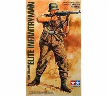 1/16 WWII German Elite Infantry Man