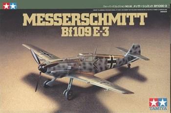 1/72 Messerschmitt Bf 109E-3