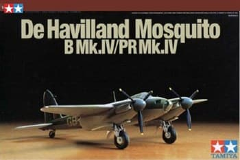 1/72 De Havilland Mosquito B Mk.IV/PR Mk.IV
