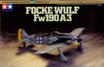 1/72 Focke-Wulf Fw190A-3