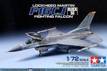 1/72 F-16 CJ Fighting Falcon - Block 50