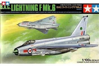 1/100 BAC Lightning F.Mk.6