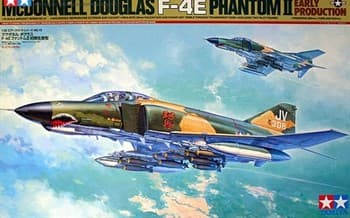 1/32 McDonnell Douglas F-4E Phantom II Early Prod.