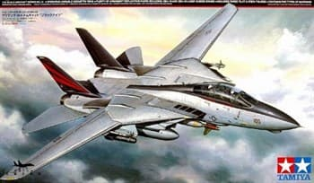 1/32 F-14A Tomcat Black Knights