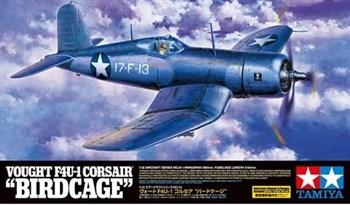 """1/32 Vought  F4U-1 Corsair """"Birdcage"""" с набором фототравления, и подставкой"""