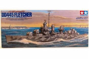 1/350 американский эсминец DD445 Fletcher
