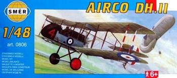 Самолёт  Airco DH. II (1:48)