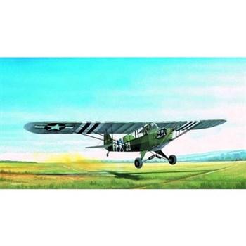 Самолёт  Piper Cub (1:48)