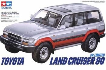 1/24 Land Cruiser 80 VX Ltd