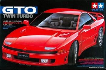 1/24 GTO Twin Turbo
