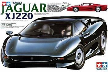 1/24 JAGUAR XJ220, 1992г., 3,5 л., 542 л.с., 6 цил
