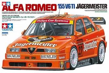 1/24 Alfa Romeo 155 TI Jagermeister