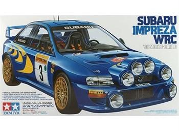 1/24 Subaru Impreza WRC
