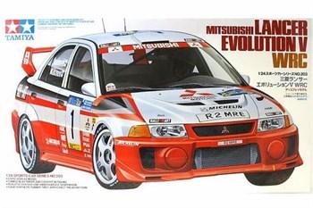 1/24 Mitsubishi Lancer Evolution V