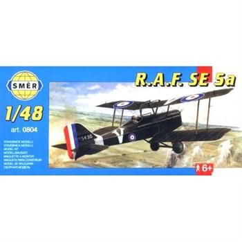 Самолёт  R.A.F.SE 5a. Scount (1:48)