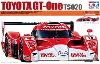 1/24 Toyota GT-One