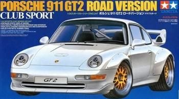 1/24 Porsche 911 GT2 Road Ver.