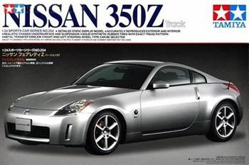 1/24 Nissan 350Z (Track)