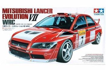 1/24 Lancer Evolution VII WRC