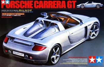 1/24 Porsche Carrera GT