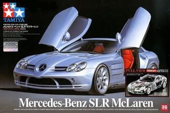 1/24 Mercedes-Benz SLR McLaren