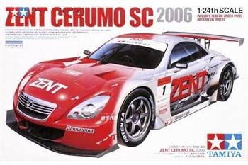 1/24 Lexus ZENT Cerumo SC 2006