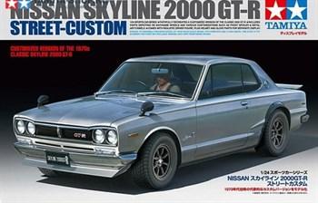 1/24 Nissan Skyline 2000 GT-R - Street Custom