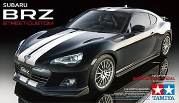 1/24 Subaru BRZ - Street Custom