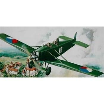 Самолёт  Avia BH 11 (1:48)