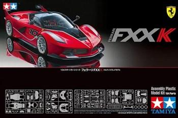 1/24 Ferrari FXX K