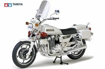 1/12 Suzuki GSX750 Police Bike  НОВИНКА!!!