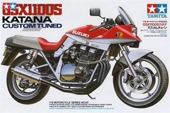 1/12 GSX1100S Katana 'Custom Tuned'