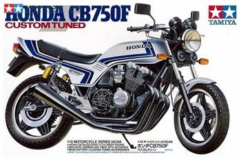 "1/12 Honda CB750F ""Custom Tuned"""