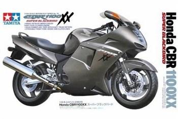 1/12 Honda CBR 1100XX S. Blackbird