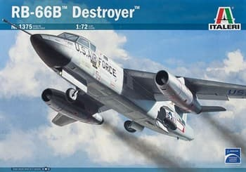 "Самолёт  RB-66B ""DESTROYER""  (1:72)"