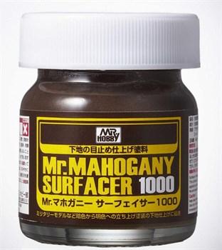 (!) Грунтовка MR.MAHOGANY SURFACER 1000 40мл