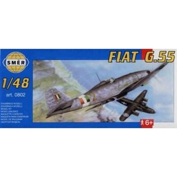Самолёт  Fiat G. 55 (1:48)