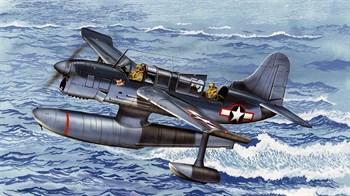Самолёт  Curtiss SC - 1 Seahawk (1:72)