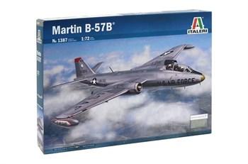 Самолёт  Martin B-57B  (1:72)