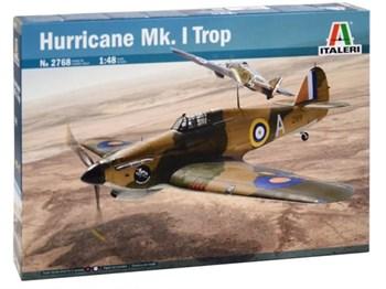 Самолёт  Hurricane Mk.I Trop  (1:48)