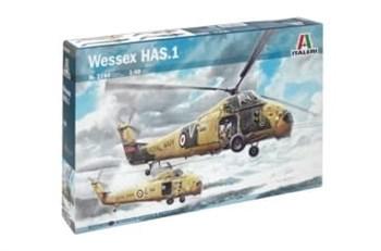Вертолёт  Wessex Has.1  (1:48)