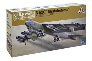 "Gulf War B-52g ""Stratofortress""  (1:72)"