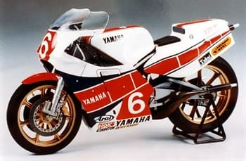 1/12 Yamaha YZR-500 Taira Version