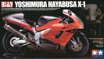 1/12 Yoshimura Hayabusa X-1