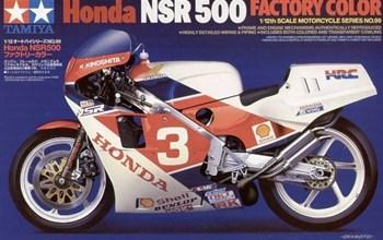 1/12 Honda NSR500 Factory Color