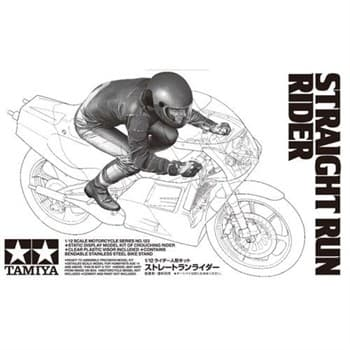 1/12 Straight Run Rider
