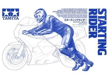 1/12 Starting Rider