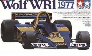 1/20 Wolf WR1 1977 с набором фототравления
